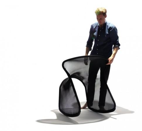 Кресло в форме седла: да или нет? 5 фото
