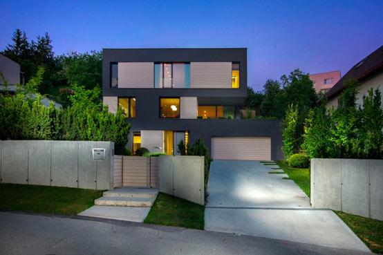 Villa M: красивая резиденция на востоке Словакии