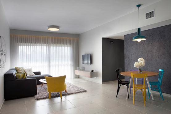 Апартаменты для молодой пары в Израиле