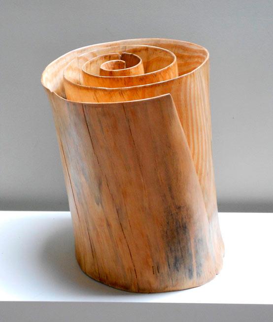 Резьба по дереву: чудные работы Хавьера Пуэнте