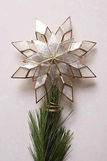 20 оригинальных верхушек для новогодней елки