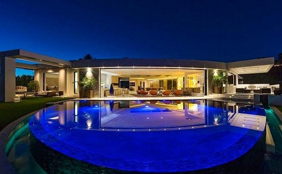 Самый дорогой дом в Беверли-Хиллз
