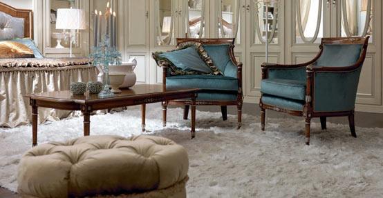 мягкая мебель в итальянском стиле