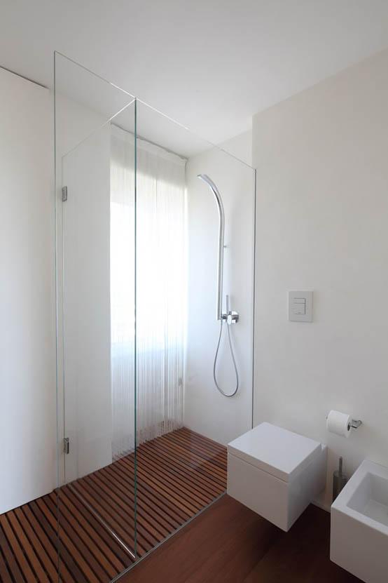 Апартаменты в Милане с дивным вертикальным садом