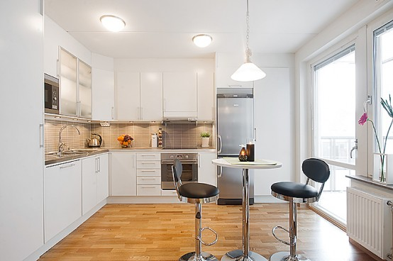 идеи дизайна интерьера однокомнатной квартиры фото