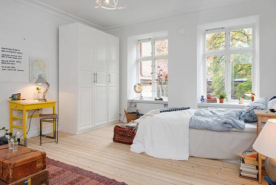 идеи интерьера для однокомнатной квартиры фото