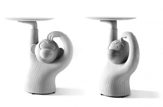 Коллекция мягкой мебели для улицы от Jaime Hayon