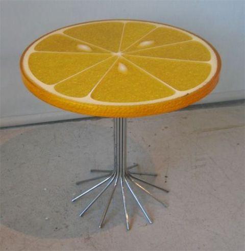 Мебель, которую хочется съесть: 26 фото