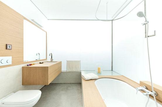 ванная совмещенная с туалетом дизайн