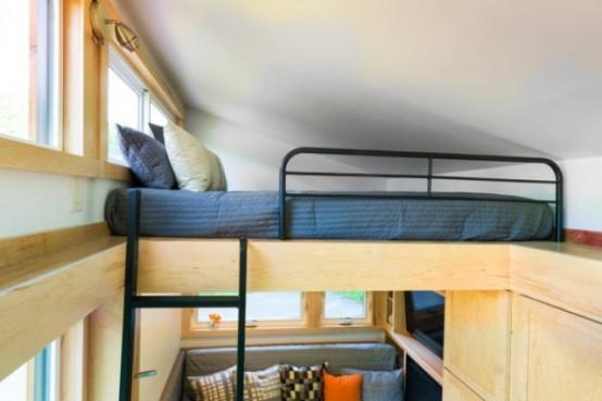 ESCAPE Traveler: дом на колесах со всем необходимым