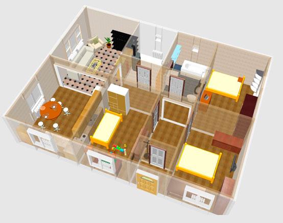 Основы планировки собственного дома