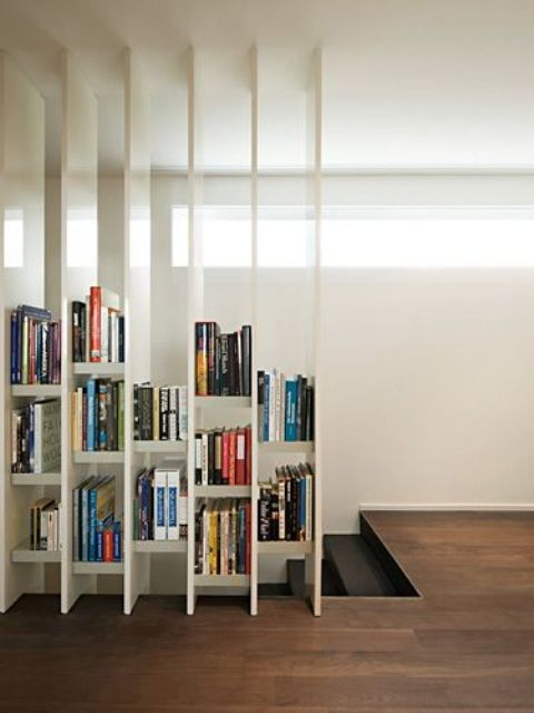 Дизайн домашней библиотеки фото