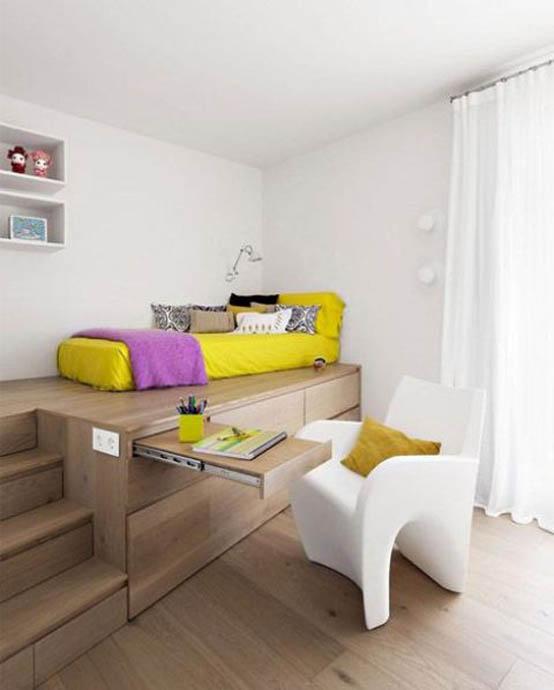 идеи оформления комнаты для девочки подростка