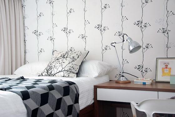 Дублируем орнамент стен в текстиле