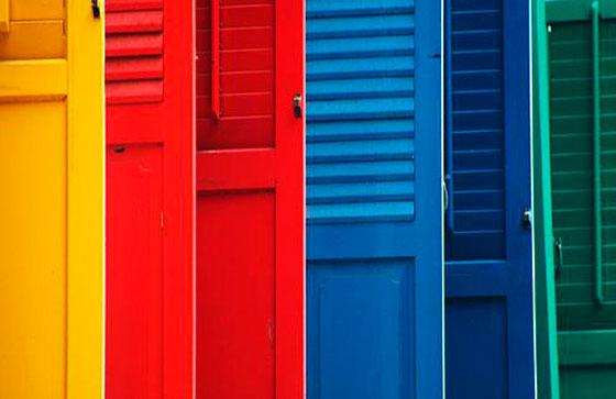 Как подобрать цвет межкомнатных дверей к интерьеру разных комнат