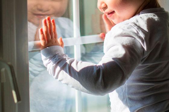 интерьер детской на мансарде