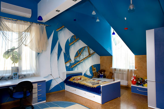 attic-design-for-a-boy